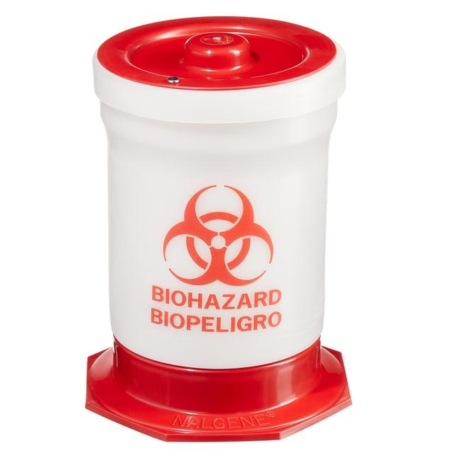 Thermo Scientific™Nalgene™ Biohazardous Waste Containers