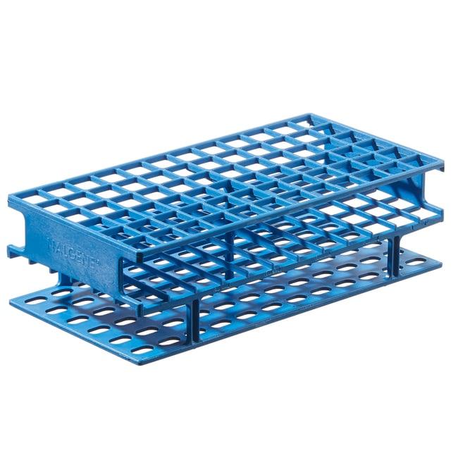 1 Ea. Blue Full-Size Test Tube Racks 13mm 72 Place