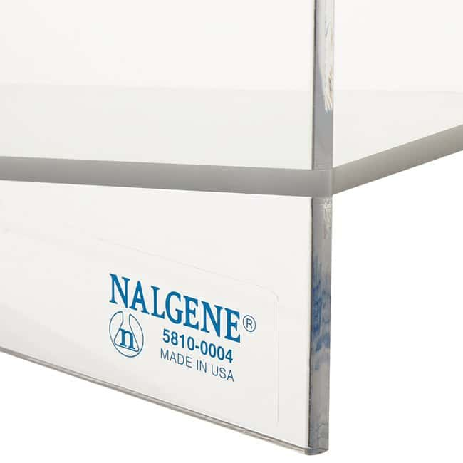 Thermo Scientific Nalgene Acrylic Pipet Box Holder  Four-place, angled