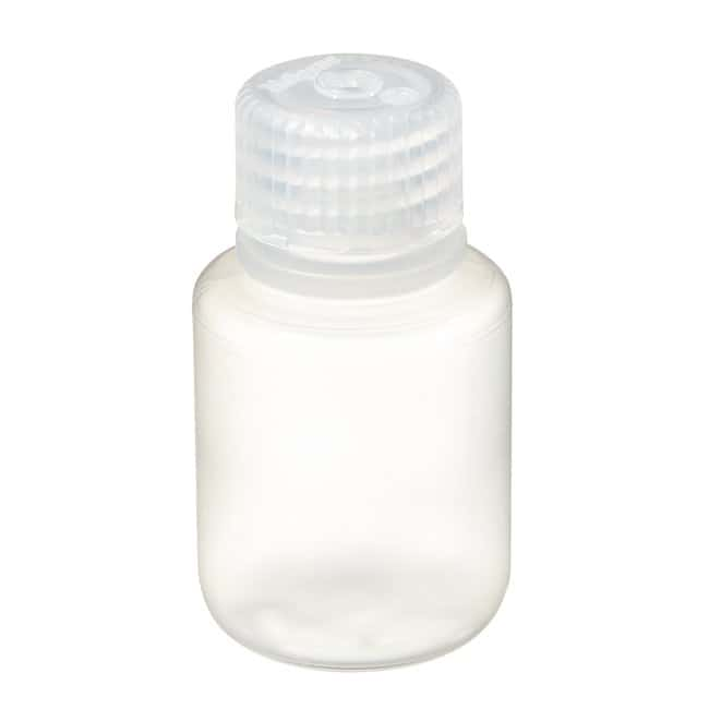 Thermo Scientific  Nalgene  Boston Round Narrow-Mouth Natural PPCO Bottles with Closure: Bulk Pack