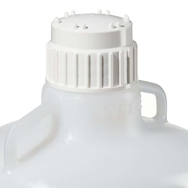 Thermo Scientific™Nalgene™  LDPE, Round Carboy with Spigot Capacity: 6.5 gal. (25L) Thermo Scientific™Nalgene™  LDPE, Round Carboy with Spigot