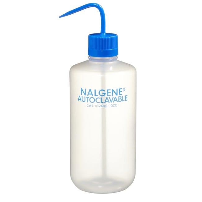 Thermo Scientific™Nalgene™ PPCO Wash Bottles Autoclavable Wash Bottle; Capacity: 32 oz. (1000mL) Thermo Scientific™Nalgene™ PPCO Wash Bottles