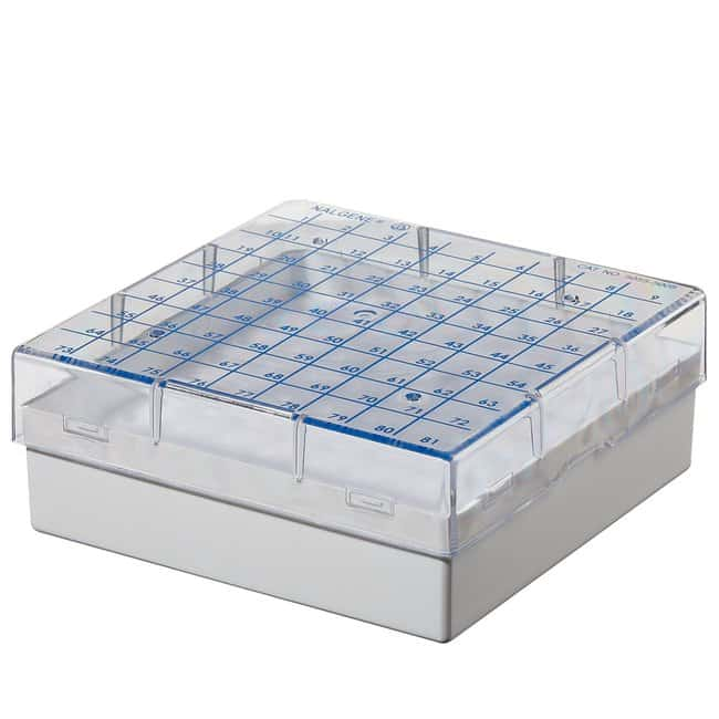 Thermo Scientific Nalgene Microcentrifuge Tube Storage Boxes  Capacity: