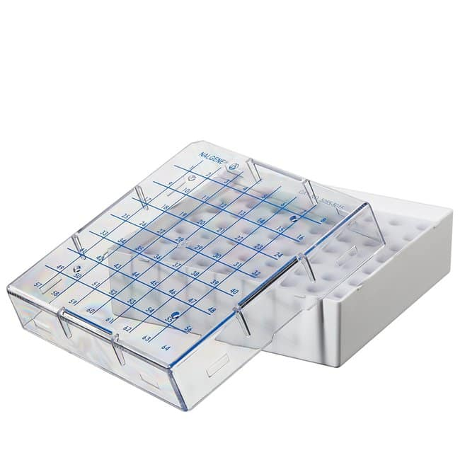 Thermo Scientific Nalgene Microcentrifuge Tube Storage Boxes   Capacity: