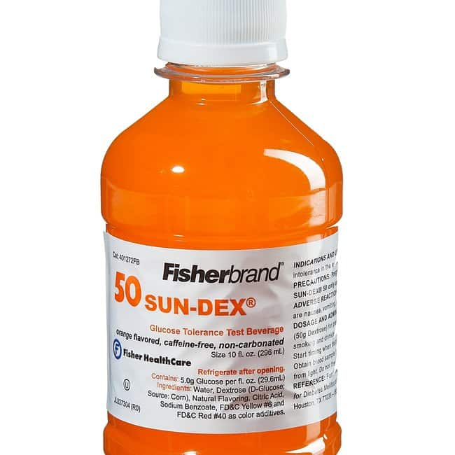 FisherbrandGlucose Tolerance Test Beverages:Clinical Analyzers and Instruments:Blood
