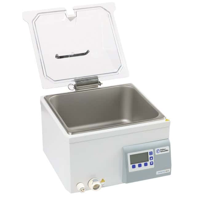 Fisherbrand™ Isotemp™ General Purpose Deluxe Water Baths 10L Deluxe General Purpose Water Bath Fisherbrand™ Isotemp™ General Purpose Deluxe Water Baths
