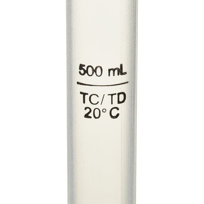 Thermo Scientific Nalgene Class B Polymethypentene (PMP) Volumetric Flasks