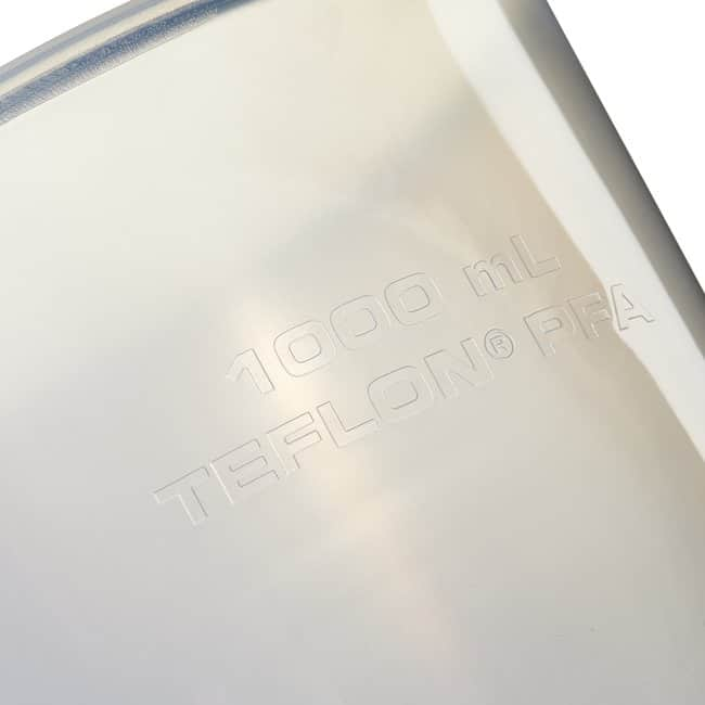 Thermo Scientific  Nalgene  Griffin Low-Form PFA Plastic Beakers