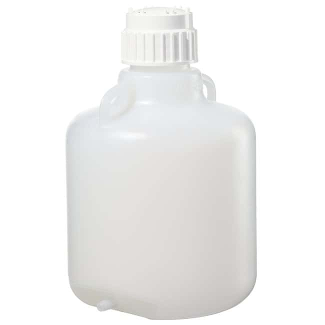 Thermo Scientific™ Nalgene™ Polypropylene, Carboy with Bottom Tubulation