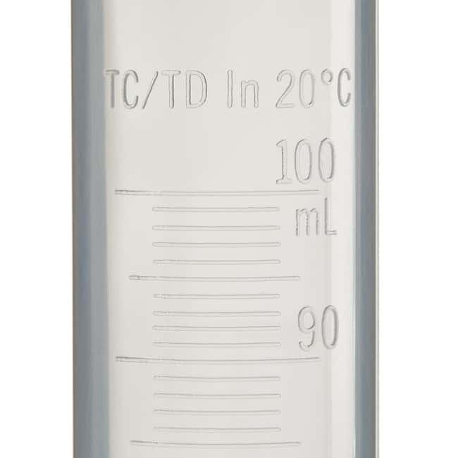 Thermo Scientific Nalgene Polypropylene Economy Plastic Graduated Cylinders
