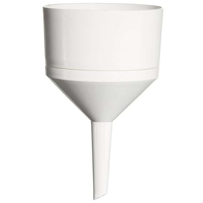Thermo Scientific Nalgene Bchner Two-Piece Polypropylene Funnels  Capacity: