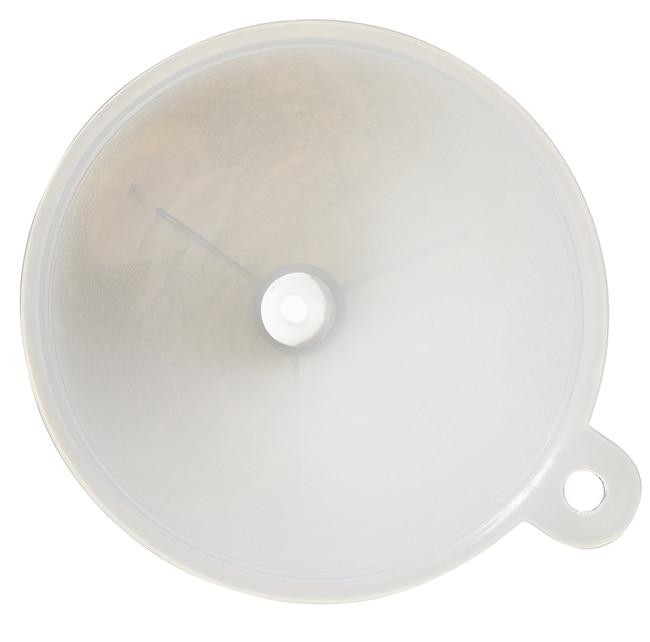 Thermo Scientific Nalgene Heavy-Duty LDPE Funnels  Capacity: 8.58 oz. (254mL):Beakers,
