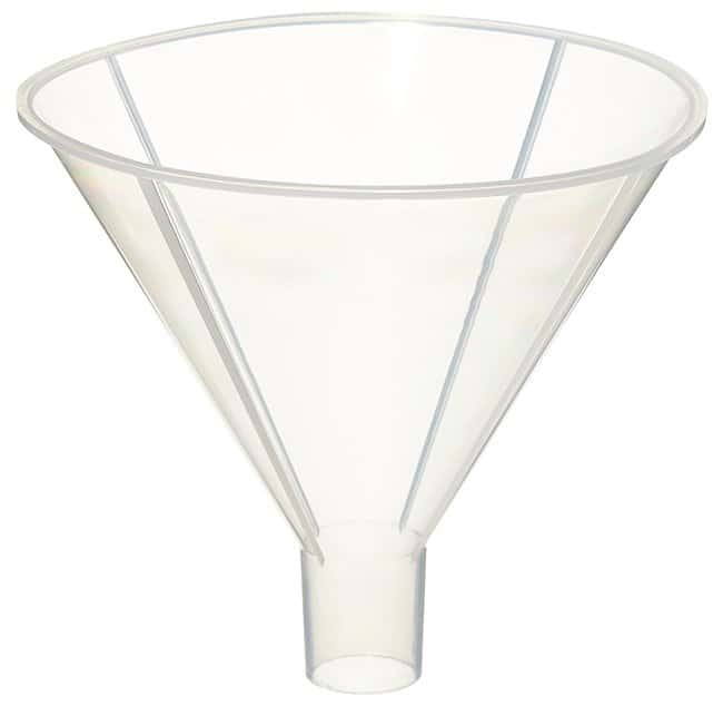 FisherbrandPowder Funnels Top dia. x H: 150 x 137mm; Capacity: 750mL:Testing