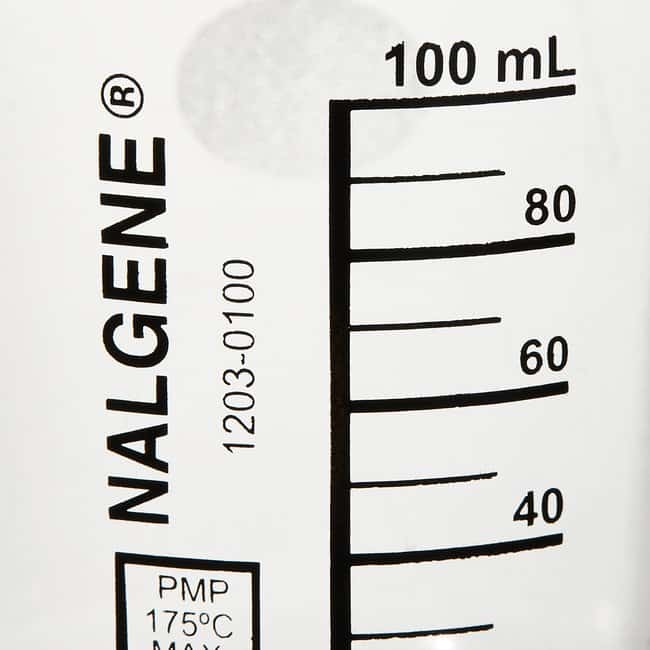Thermo Scientific™Nalgene™ PMP Griffin Low-Form Plastic Beakers 100mL Thermo Scientific™Nalgene™ PMP Griffin Low-Form Plastic Beakers