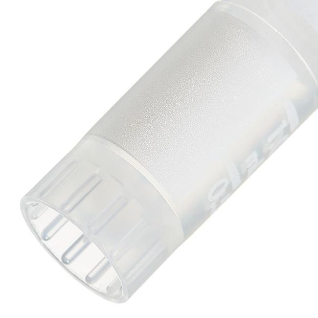 Thermo Scientific™Nalgene™ General Long-Term Storage Cryogenic Tubes Nalgene Cryogenic Tube, sterile, 1.2mL, ext. thread, conical bottom Thermo Scientific™Nalgene™ General Long-Term Storage Cryogenic Tubes