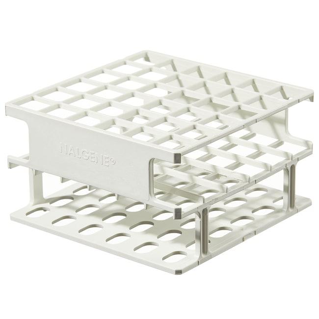 Thermo Scientific™Nalgene™ Unwire™ Half-Racks ResMer; White; Array: 6 x 6; 102L x 102W x 56mm H Thermo Scientific™Nalgene™ Unwire™ Half-Racks