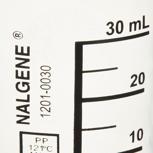 Thermo Scientific™Nalgene™ Polypropylene Griffin Low-Form Plastic Beakers 30mL Thermo Scientific™Nalgene™ Polypropylene Griffin Low-Form Plastic Beakers