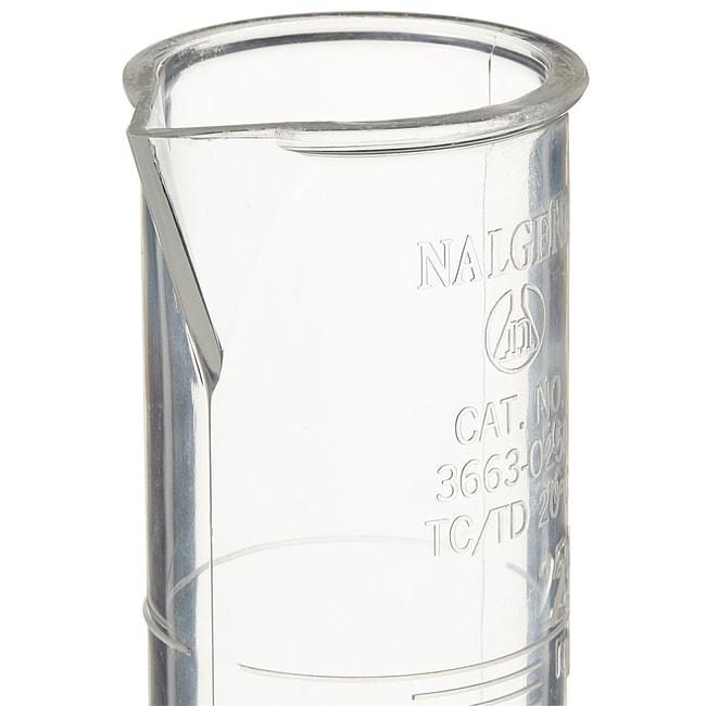 Thermo Scientific™Nalgene™ Zylinder mit PMP-Graduierungen Graduated Polymethylpentene Cylinder, 250mL Produkte