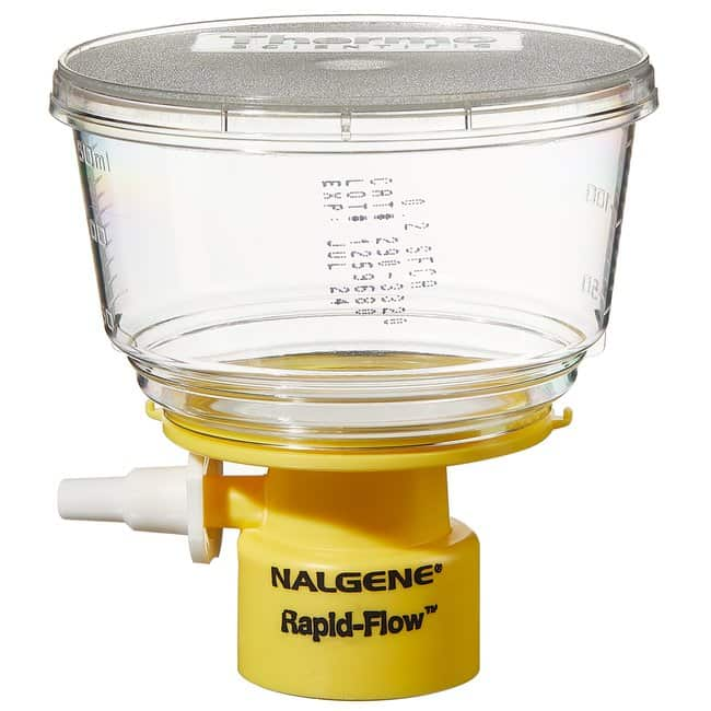Thermo Scientific™ Nalgene™ Rapid-Flow™ Sterile Single Use Bottle Top Filters: Bottletop Diluters and Dispensers Carboys, Jars, and Liquid Storage