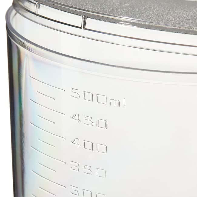Thermo Scientific™Nalgene™ Rapid-Flow™ Sterile Single Use Bottle Top Filters 500mL; Membrane: 75mm; Pore Size: 0.45μm; Fits neck size: 45mm Thermo Scientific™Nalgene™ Rapid-Flow™ Sterile Single Use Bottle Top Filters