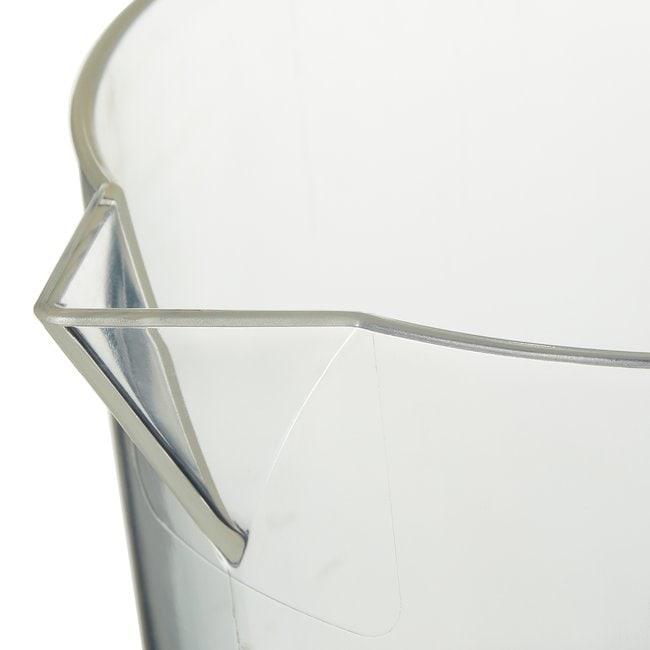 Thermo Scientific  Nalgene  PMP Graduated Plastic Beakers with Handles