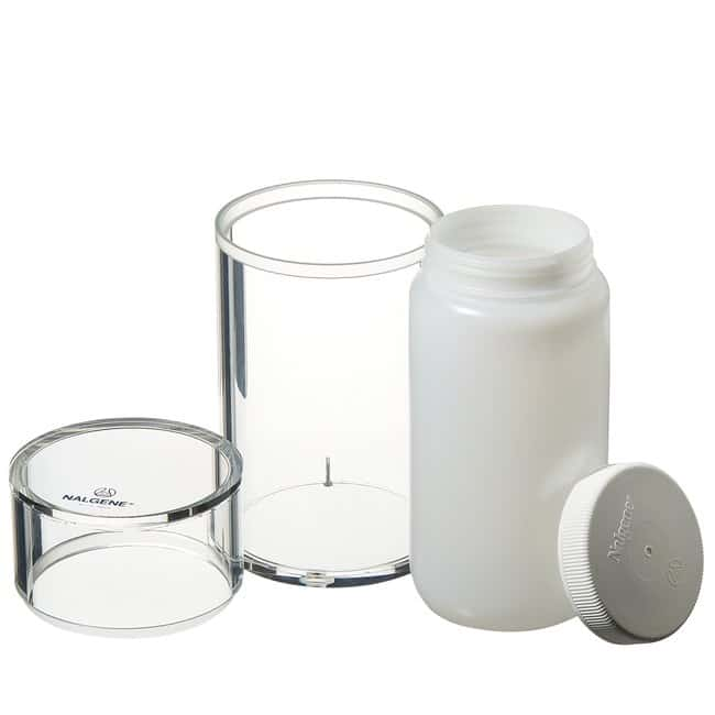 Thermo ScientificNalgene Acrylic Benchtop Beta Waste Container with Polyethylene