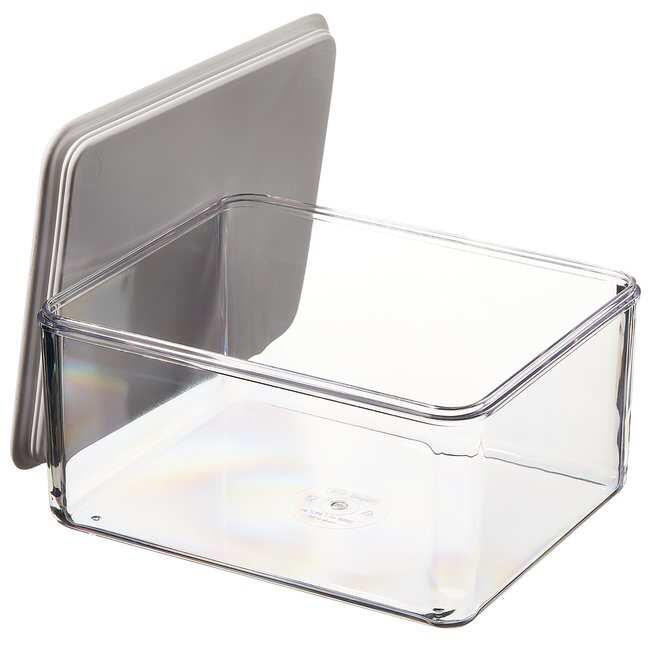 Thermo Scientific™Nalgene™ Utility Boxes Capacity: 2000mL (64 oz.) Thermo Scientific™Nalgene™ Utility Boxes