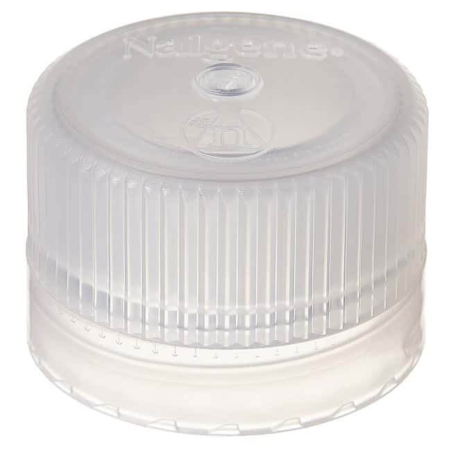 Thermo Scientific™ Nalgene™ Narrow-Mouth and Wide-Mouth Bottle Replacement Closures 38-430 Closure, PP, Natural, 12/Pk, 12/Cs products