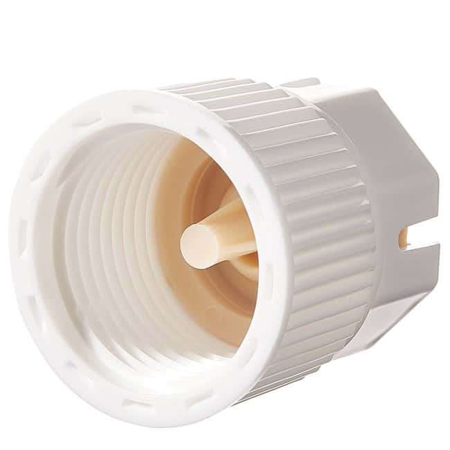 Thermo Scientific™ Nalgene™ Polypropylene, Spigot Closure with Polypropylene Lock Nut and TPE plug