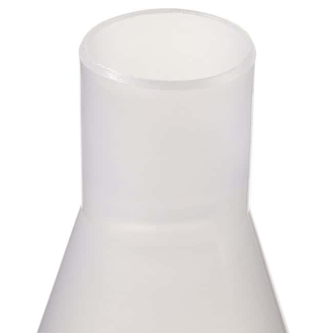 Thermo Scientific™ Nalgene™ Polypropylene Copolymer Erlenmeyer Flasks 250mL, #6 stopper Thermo Scientific™ Nalgene™ Polypropylene Copolymer Erlenmeyer Flasks
