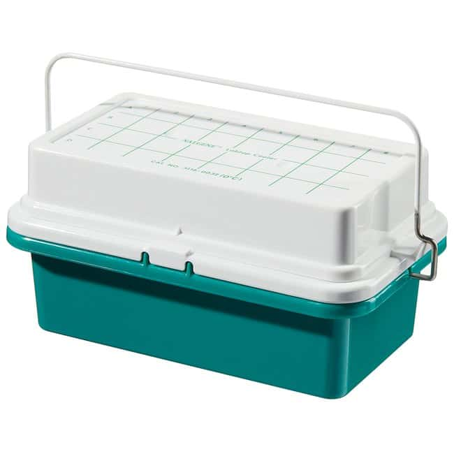 Thermo Scientific Benchtop Coolers  Nalgene Labtop Cooler, 4x8 compartments,