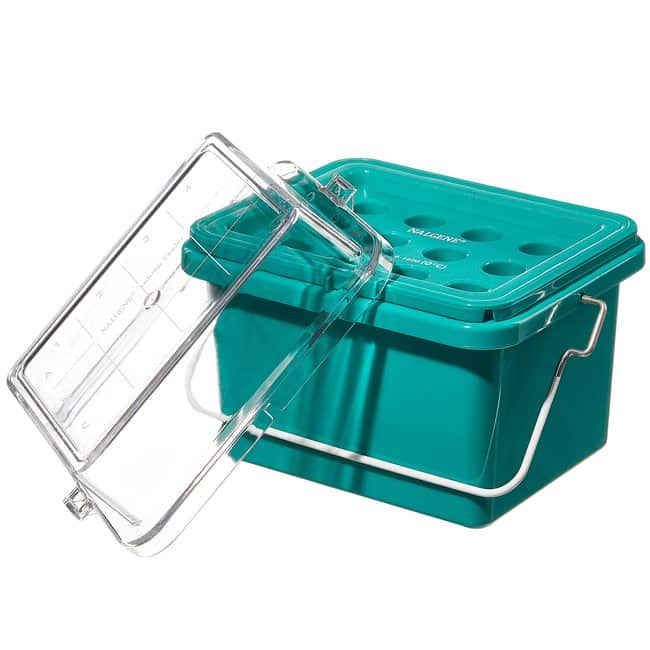 Thermo Scientific Benchtop Coolers  Nalgene Labtop Cooler, 3x4 compartments,