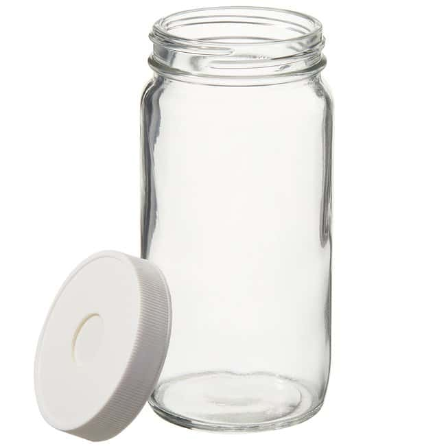Thermo Scientific  Wide-Mouth Septa Jars