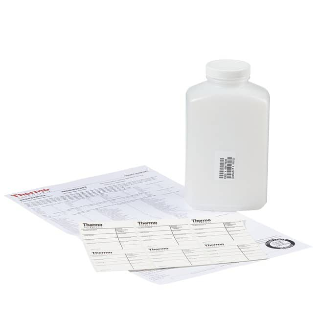 Thermo Scientific Wide-Mouth HDPE Oblong with Lined Closure 1L HDPE Oblong