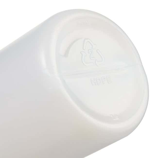 Thermo Scientific  Wide-Mouth HDPE Packers without Caps: Bulk Pack