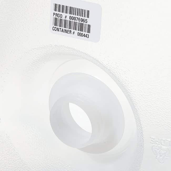 Thermo Scientific™I-Chem™ LDPE Cubitainers™ with LDPE Foam-lined Closure