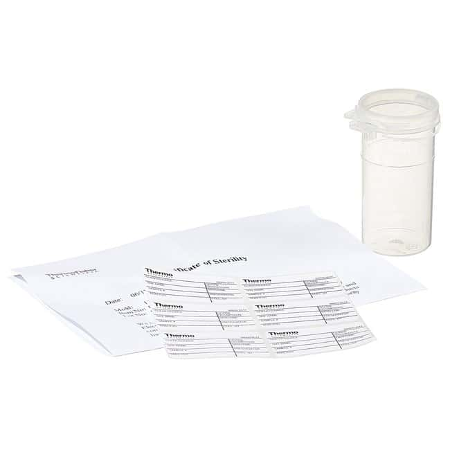 Thermo Scientific  Security-Snap  Coliform Polypropylene Water Sample Bottle: Sterile