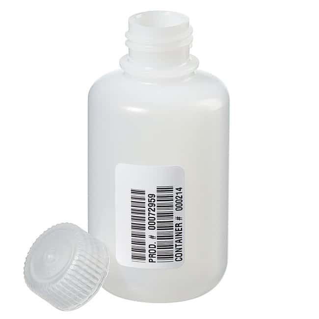 Fisherbrand  Pre-Cleaned Narrow Mouth Leakproof Bottles
