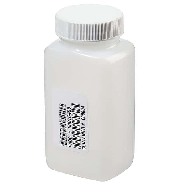 Fisherbrand™Pre-Cleaned Wide Mouth Oblong Bottles