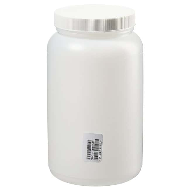 Fisherbrand™ Pre-Cleaned HDPE Wide Mouth Jars