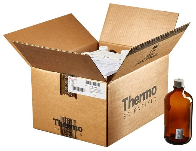 Thermo Scientific™ Narrow-Mouth Glass Septa Bottles with Open-Top Closure