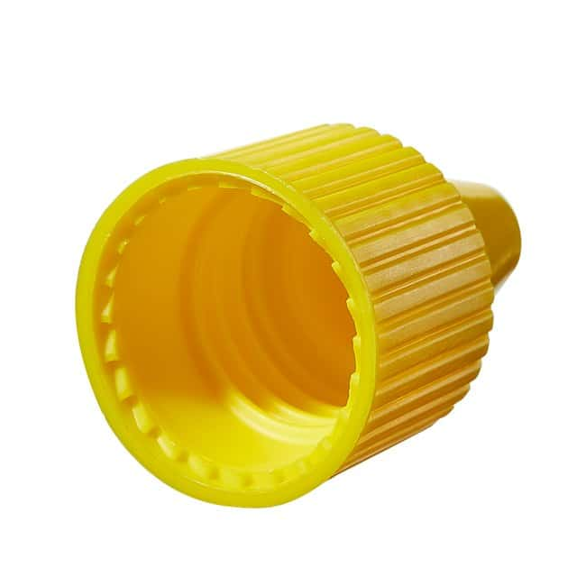 Thermo Scientific™Nalgene™ Closures for Dropper Bottles: Bulk Pack Yellow, 15-415 closure, bulk pack Products