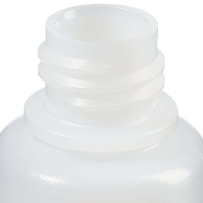 Thermo Scientific™ Nalgene™ Narrow-Mouth Natural HDPE Packaging Bottles with Closure: Bulk Pack 30mL, 20-415 closure, bulk pack Thermo Scientific™ Nalgene™ Narrow-Mouth Natural HDPE Packaging Bottles with Closure: Bulk Pack