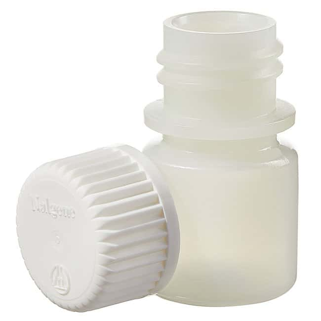 Thermo Scientific™ Nalgene™ HDPE Diagnostic Bottles with Closure: Sterile, Tray-Packed