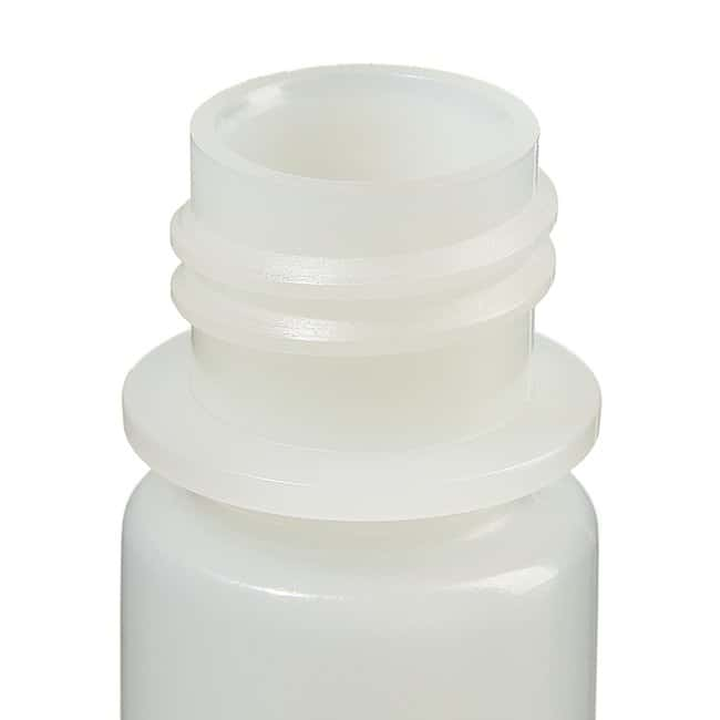 Thermo Scientific  Nalgene  HDPE Diagnostic Bottles with Closure: Sterile, Tray-Packed
