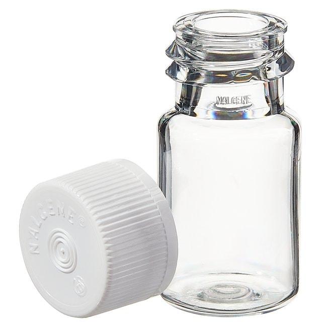 Thermo Scientific™Nalgene™ PETG Diagnostic Bottles with Closure: Sterile