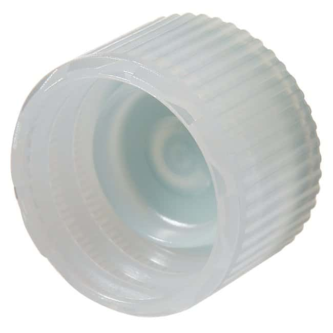 Thermo Scientific™Nalgene™ HDPE High-Profile Closures with Color Coders for Micro Packaging Vials: Nonsterile Green coder, 11mm, bulk pack Thermo Scientific™Nalgene™ HDPE High-Profile Closures with Color Coders for Micro Packaging Vials: Nonsterile
