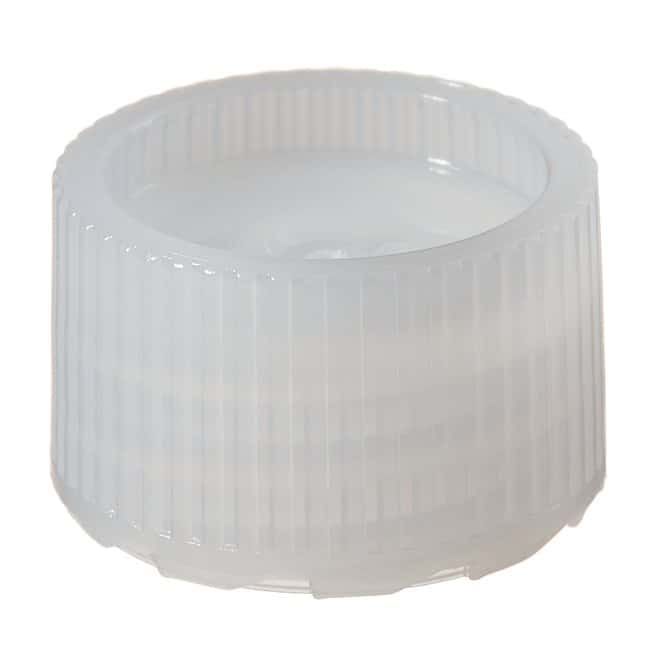 Thermo Scientific™Nalgene™ HDPE High-Profile Closures with Color Coders for Micro Packaging Vials: Nonsterile No coder, 11mm Thermo Scientific™Nalgene™ HDPE High-Profile Closures with Color Coders for Micro Packaging Vials: Nonsterile
