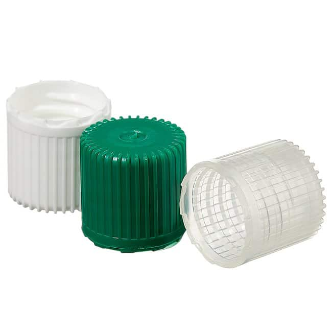 Thermo Scientific™ Nalgene™ PPCO Micro Packaging Vial Closures for 4.5mL Vials: Sterile, Bulk Pack