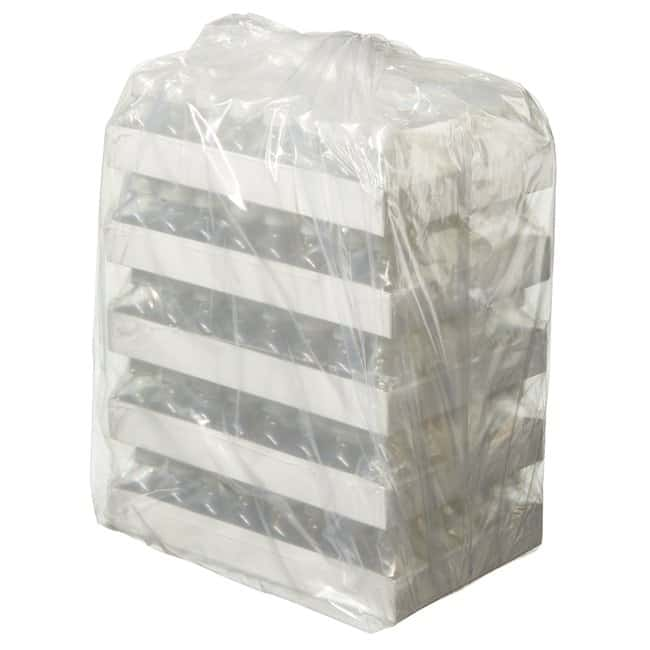 Thermo Scientific™Nalgene™ Square PETG Media Bottles with Closure: Sterile, Shrink-Wrapped Trays 60mL, 24-415 closure, tray pack Thermo Scientific™Nalgene™ Square PETG Media Bottles with Closure: Sterile, Shrink-Wrapped Trays